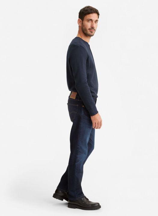 Quần Jean Nam Levi's 511™ Slim Fit Levi'S® Flex Men'S Jeans Myers Crescent Medium Wash