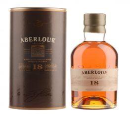 Rượu Whisky Aberlour 18YO 70CL