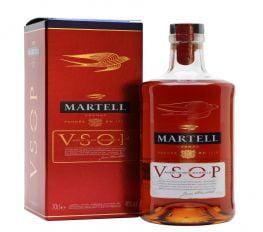 Rượu Cognac Martell Vsop Red Barrel 70CL