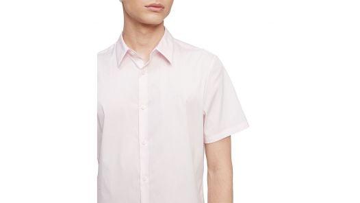 Áo Sơ Mi Nam Calvin Klein Men's Button-Up Shirt Ballerina Pink