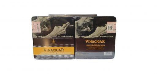 Vina Cigar (Hộp sắt 10 điếu)
