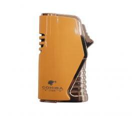 Bật Lửa Khò 3 Tia Cohiba COB 581 Yellow