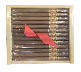 Cigar Lotus S (Hộp Gỗ 26 Điếu)