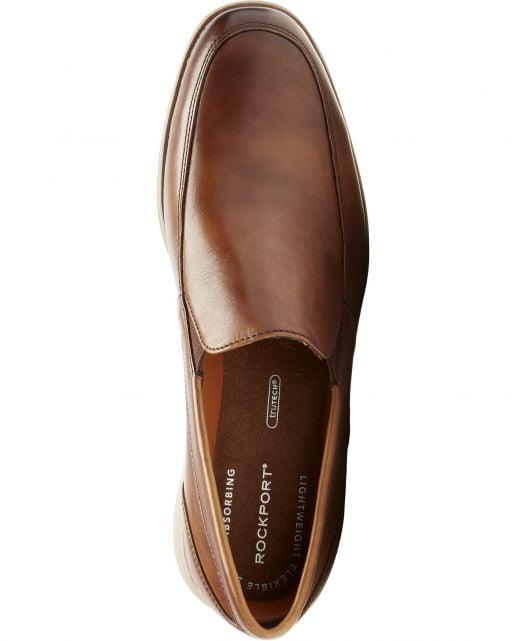 Giày Nam Rockport Men's Garett Venetian Loafers Tan