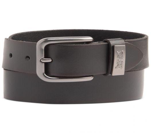 Thắt Lưng Nam Levi's Men's Leather Belt Black