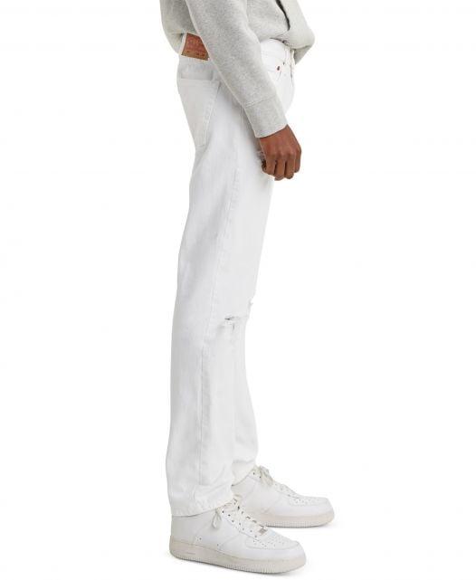 Quần Jean Nam Levi's Men's 511™ Slim Fit Jeans Marshmallow Burn Out White