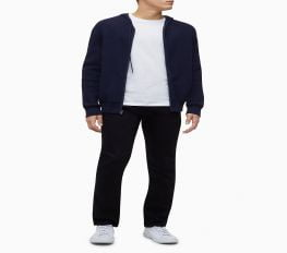Quần Jean Nam Calvin Klein Slim Fit Forever Black Jeans