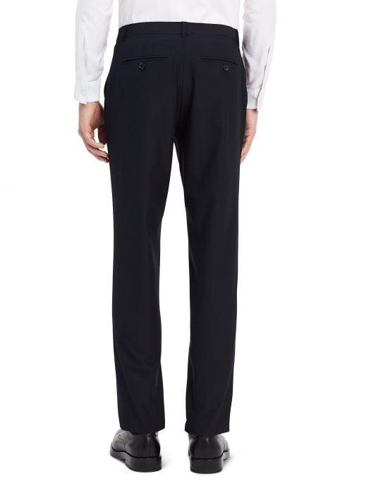 Quần Tây Nam Calvin Klein Infinite Flex Slim Suit Dress Pants Sky Captain