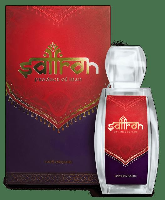 Nhụy Hoa Nghệ Tây - Saffron Salam 2gr