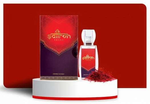 Nhụy Hoa Nghệ Tây - Saffron Salam 1gr