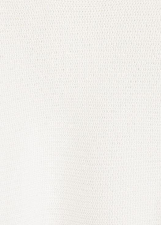 Áo Nỉ Nữ Mango Dolman Sleeve Sweater Ecru