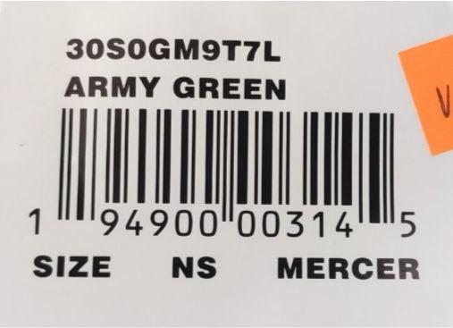 Túi Xách Nữ Michael Kors Tote Mercer Da Saffiano Size L Màu Army Green