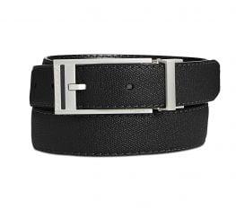 Thắt Lưng Nam Calvin Klein Men's Reversible Leather Stitched Casual Belt Black