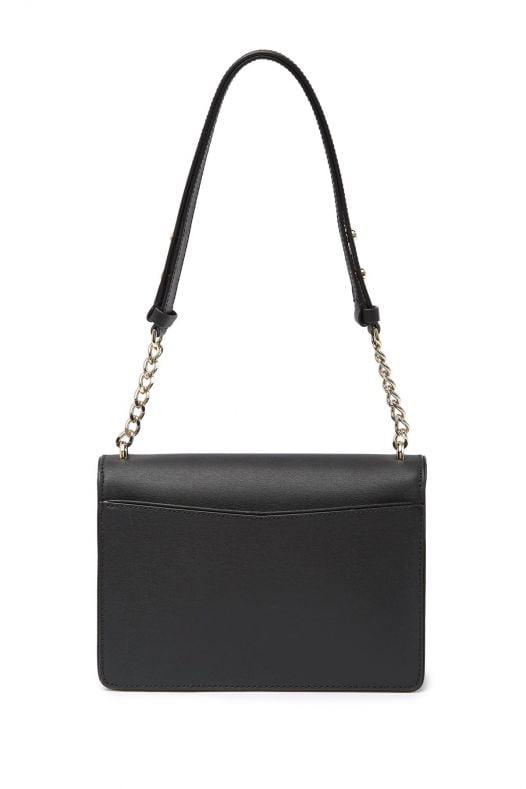 Túi Xách Nữ Kate Spade New York Rima Leather Shoulder Bag Black