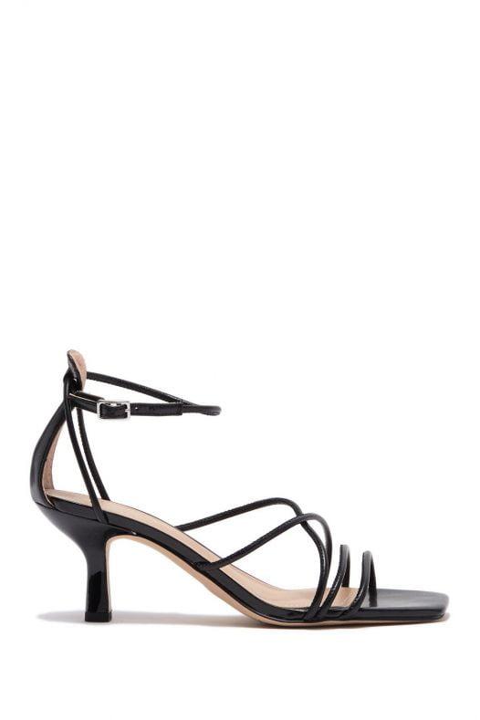 Sandal Nữ Franco Sarto Mayann Sandal Black