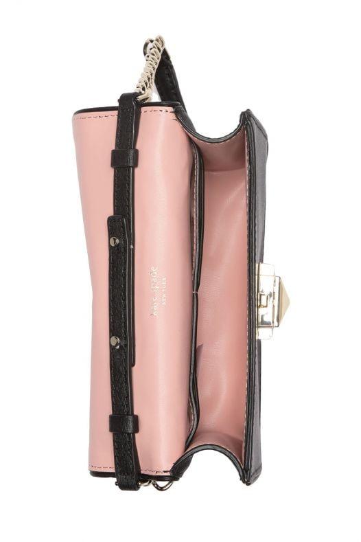Túi Xách Nữ Kate Spade New York Neve Leather Crossbody Bag Black