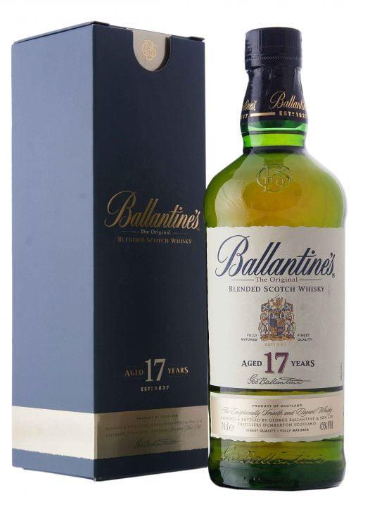 Rượu Whisky Ballantines 17YO 70CL