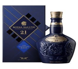 Rượu Whisky Royal Salute 21YO 70CL