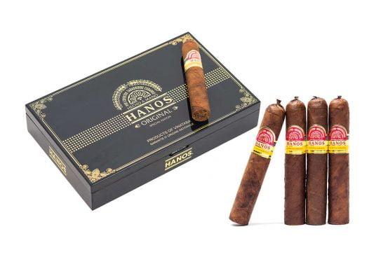 Cigar Hanos 52 (Hộp sơn mài 10 điếu)