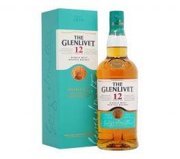 Rượu Whisky Glenlivet Double Oak 12Yo 70Cl