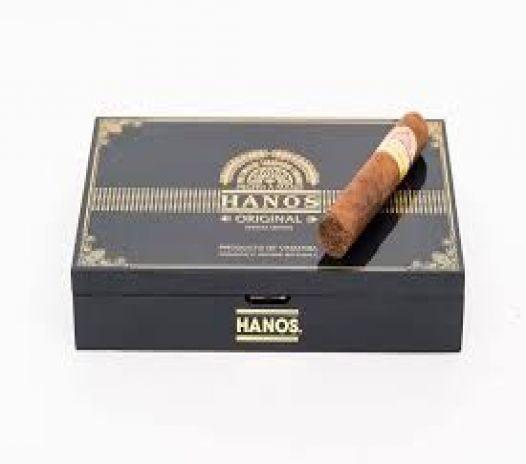 Cigar Hanos 56 (Hộp sơn mài 10 điếu)