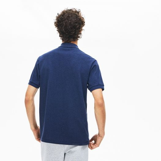 Áo Polo Nam Lacoste Classic Fit Blue Chine