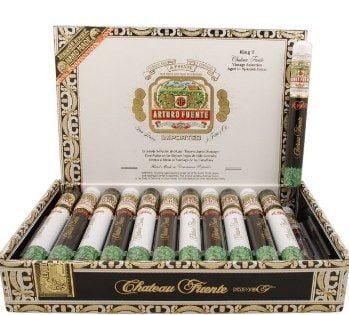 Cigar Arturo Fuente Chateau Fuente King T 7x49