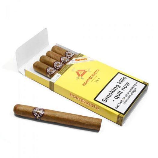 Cigar Montecristo No 4 5 1/8x42