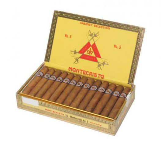 Cigar Montecristo No 5 4x40