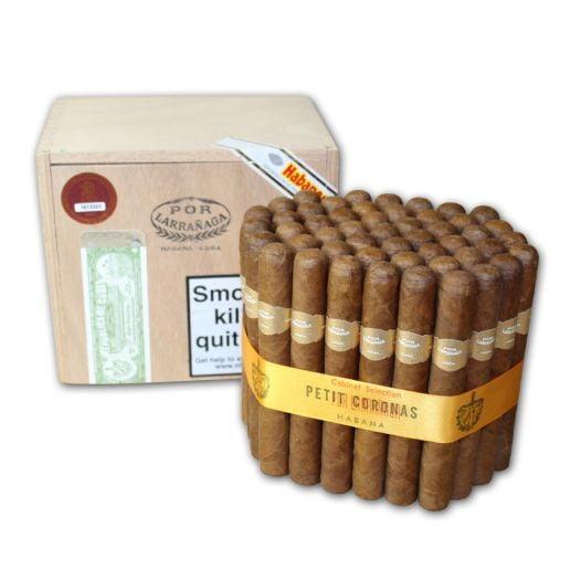 Cigar Por Larranaga Petit Coronas 5 1/8x42  - Hộp 50 Điếu