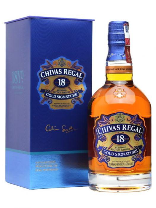 Rượu Whisky Chivas Regal 18YO 70CL