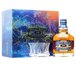 Rượu Whisky Chivas Regal  18YO 70CL - Hộp Quà