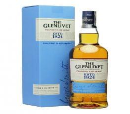 Rượu Whisky Glenlivet 1824 Founders Reserve 70Cl