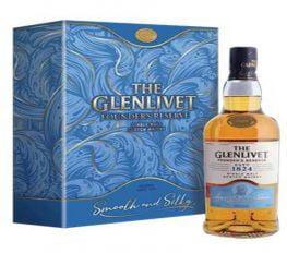 Rượu Whisky Glenlivet 1824 Founders Reserve - Hộp Quà