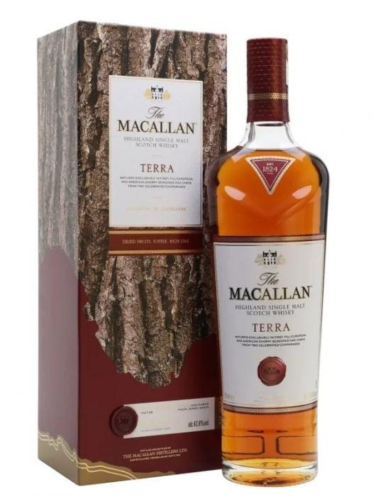 Rượu Whisky Macallan Terra 70CL