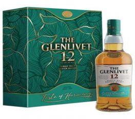 Rượu Whisky Glenlivet 12Yo 70Cl - Hộp Quà