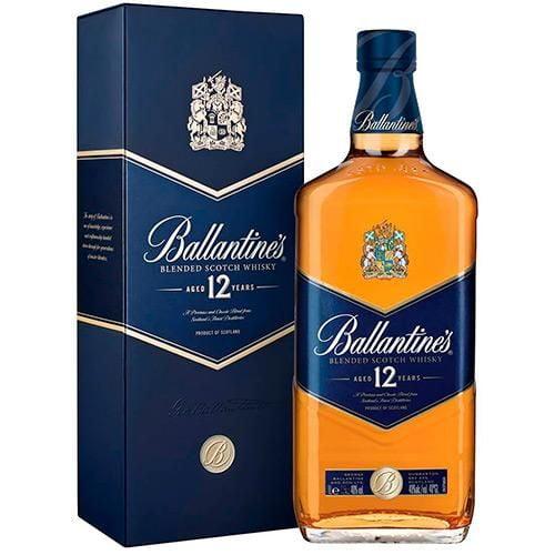 Rượu Whisky Ballantines 12YO 70CL