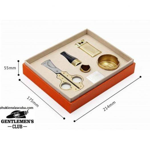 Bộ Set Cigar Guevara 6501