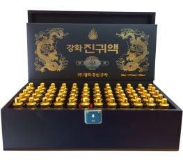 Tinh Chất Đông Trùng Hạ Thảo Kanghwa Hộp 60 Ống x 20ml (Hộp gỗ)