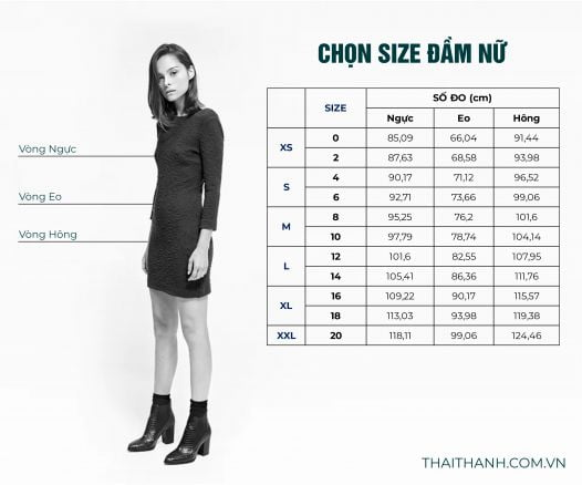 Đầm Nữ DKNY Long Sleeve Tie Neck Pleated Shift Dress Black