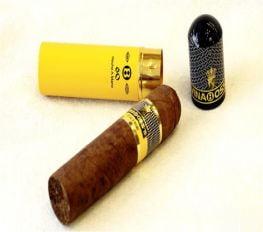 Cigar Vinaboss 60 (Ống nhôm 1 điếu)