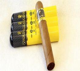 Cigar Vinaboss 55 (Ống nhôm 1 điếu)