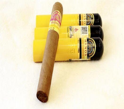 Cigar Hanos 52 (Ống nhôm 1 điếu)
