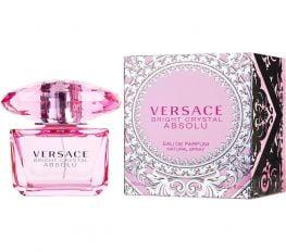 Nước Hoa Nữ Versace Bright Crystal Absolu Eau De Parfum