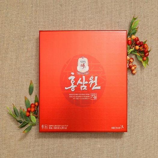 Nước Hồng Sâm Won (5 Gói x 70ml)