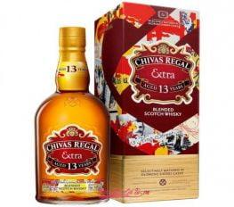 Rượu Chivas 13Yo Extra Sherry Cask 70cl